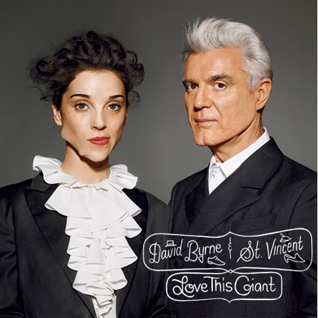 "David Byrne & St. Vincent ""Weekend in the Dust"""
