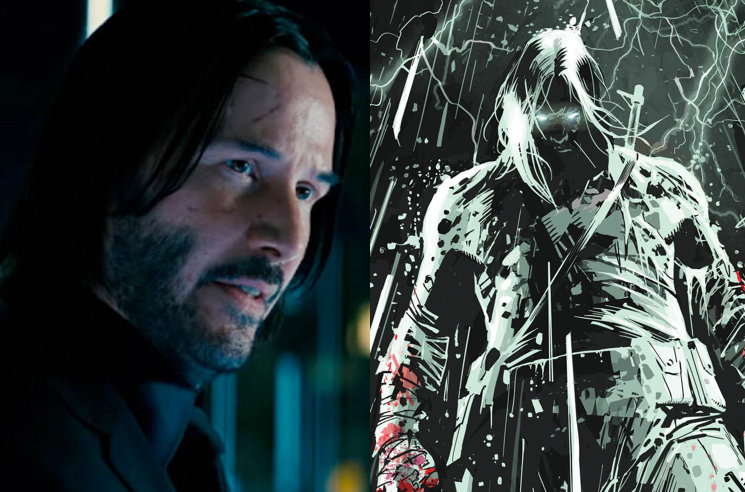 Keanu Reeves to Star in Netflix Adaptation of His Own Comic 'BRZRKR'