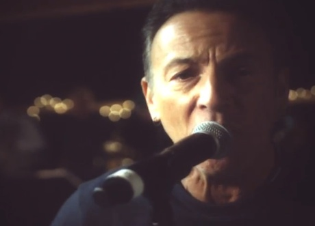 "Bruce Springsteen ""Just Like Fire Would"" (video)"
