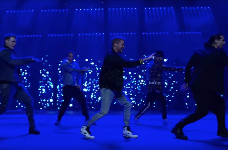 Backstreet Boys Release New Single 'Don't Go Breaking My Heart'