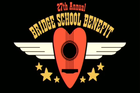 Bridge School Benefit Concert with Arcade Fire, Tom Waits, CSNY, Queens of the Stone Age (live video)