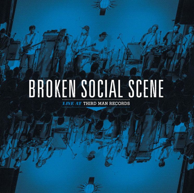 Broken Social Scene Release 'Live at Third Man Records'