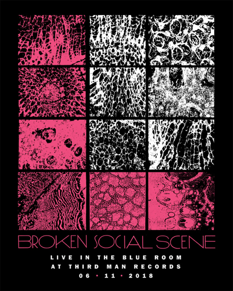 Broken Social Scene to Record Live Album for Jack White's Third Man Records