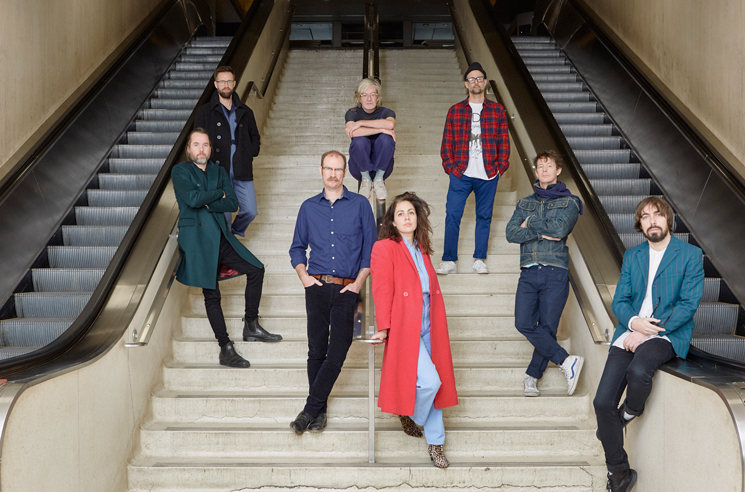 Broken Social Scene to Play Free Canada Day Show in Toronto