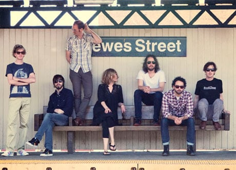 Broken Social Scene Cover U2, Beastie Boys, Rage Against the Machine (live video)