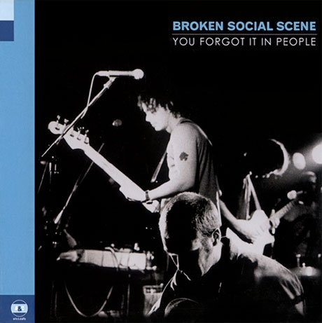 Broken Social Scene's 'You Forgot It in People' Inspires Short Story Collection
