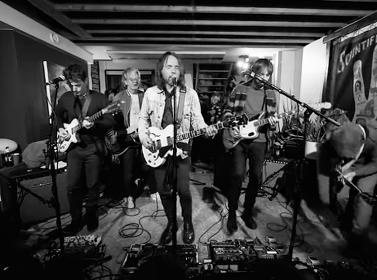 "Watch Broken Social Scene Debut New Songs ""Can't Find My Heart"" and ""1972"" at House of Strombo"