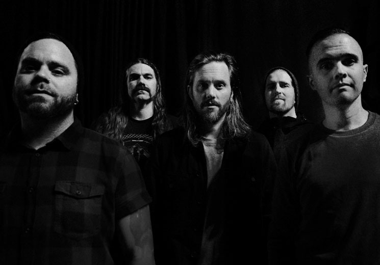 Between the Buried and Me Double Back to Death Metal on Two-Part 'Automata'