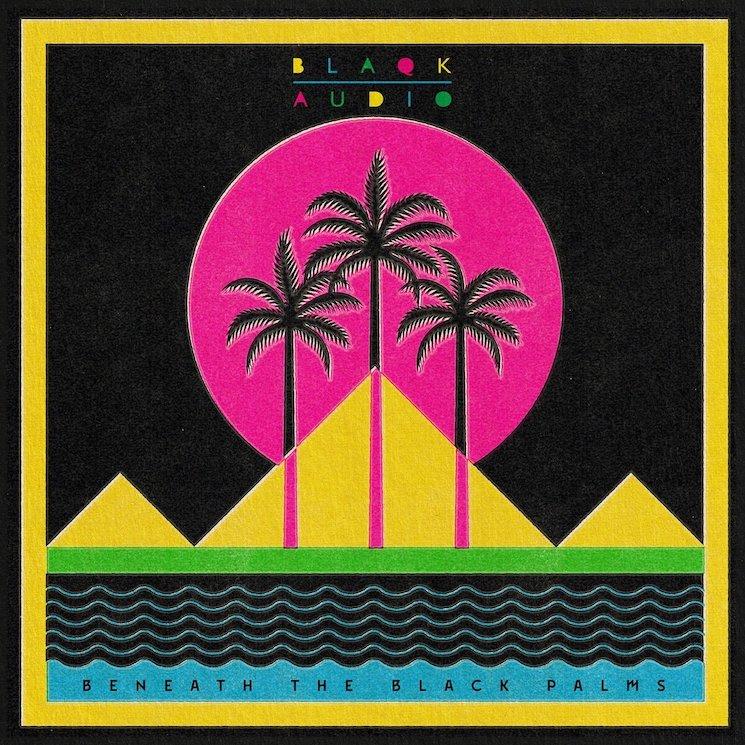 AFI Offshoot Blaqk Audio Return with 'Beneath the Black Palms'