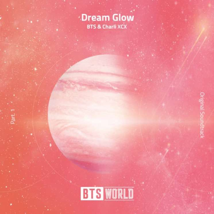 "​BTS and Charli XCX Share New Song ""Dream Glow"""