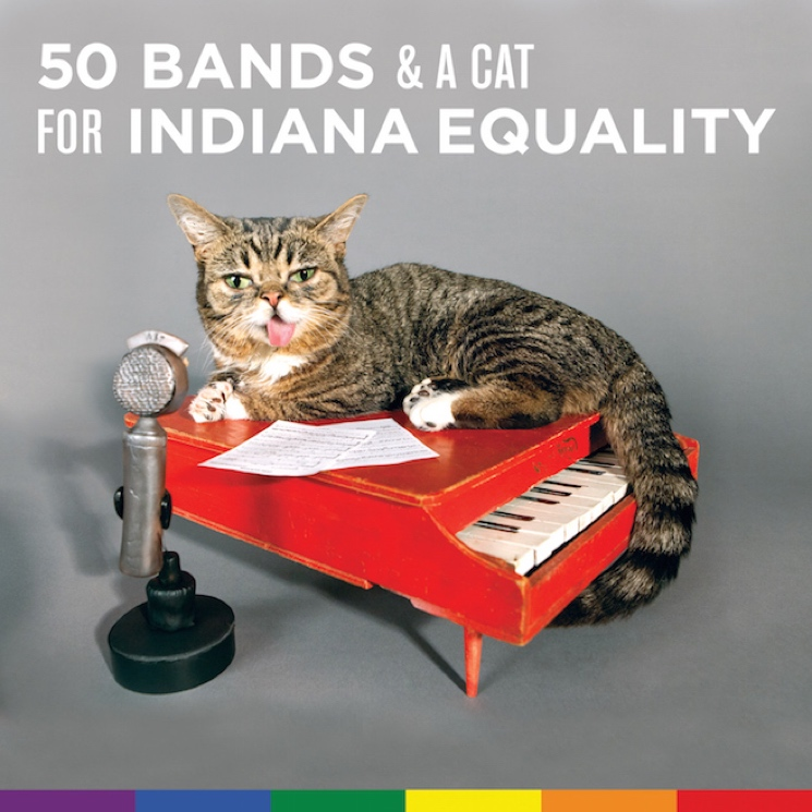 Godspeed You! Black Emperor, Ought, Thurston Moore Contribute to Indiana LGBT Benefit Comp