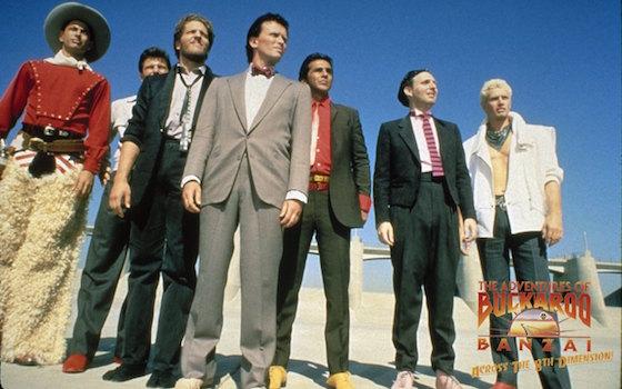 Kevin Smith Is Rebooting 'Buckaroo Banzai' as a TV Series