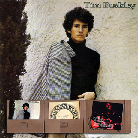 Tim Buckley's Self-Titled Debut to Get Expanded Reissue