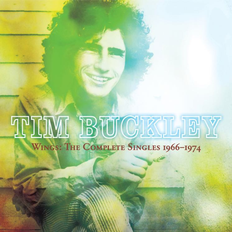 Tim Buckley Wings: The Complete Singles 1966-1974
