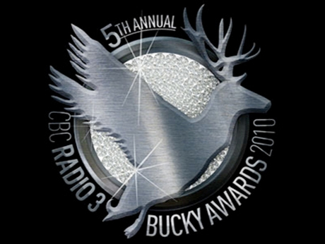 Arcade Fire, Broken Social Scene, Caribou Make Shortlist for CBC Radio 3's 2010 Bucky Awards