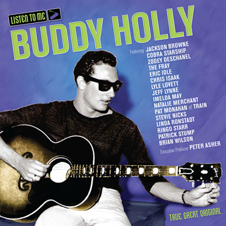 Zooey Deschanel, Brian Wilson, Ringo Starr Set for Second Buddy Holly Tribute Album