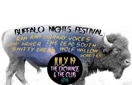 Regina's Buffalo Nights Festival Gets Rah Rah, Library Voices, Jay Arner
