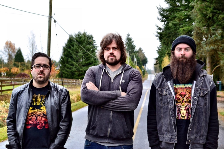 We Hunt Buffalo Sign to New Damage Records
