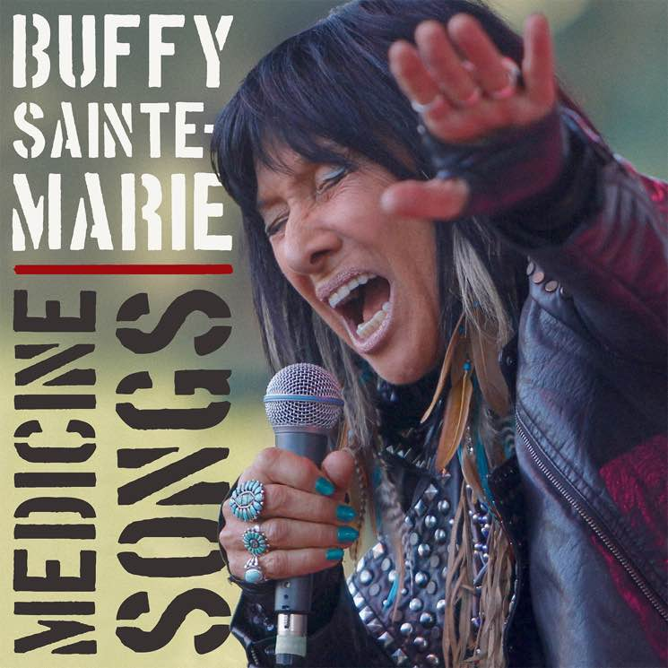 Buffy Sainte-Marie Announces 'Medicine Songs' LP