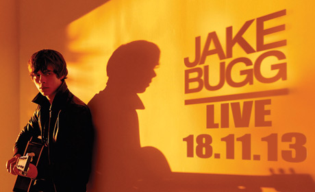 Jake Bugg Live Stream from Copenhagen