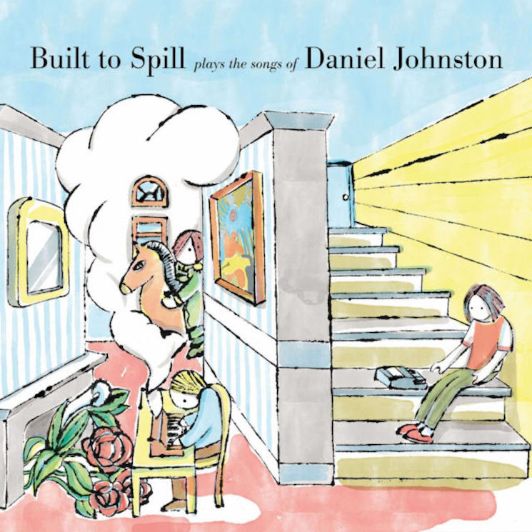 Built to Spill Are Releasing an Album of Daniel Johnston Covers