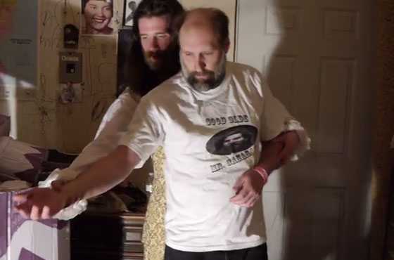 "Built to Spill ""Never Be the Same"" (video)"