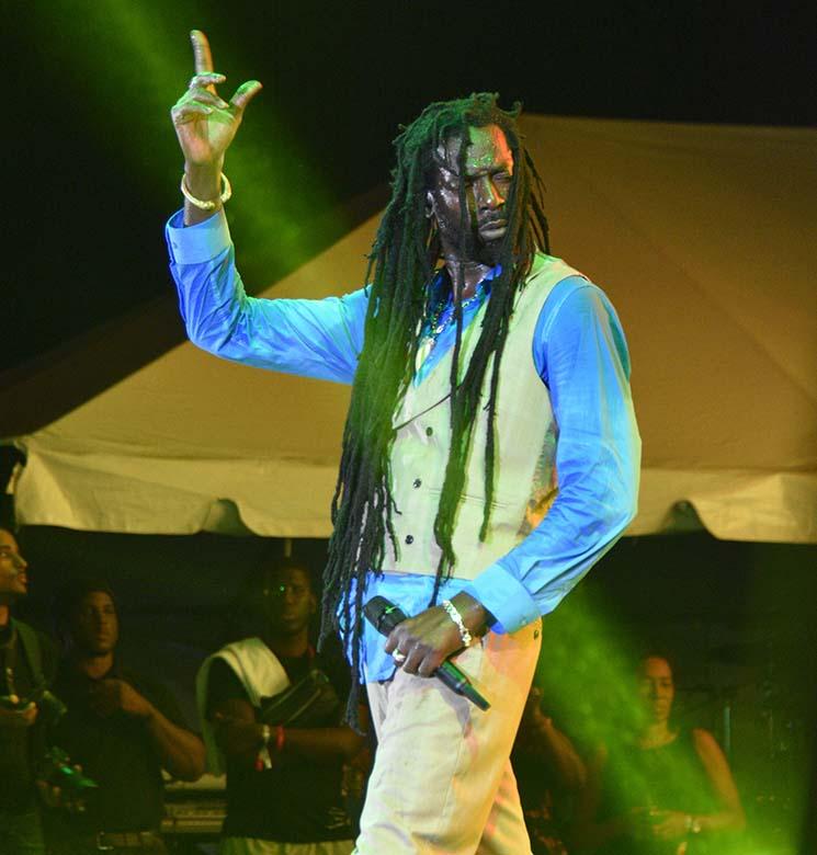 Barbados Reggae Festival Featuring Buju Banton, Busy Signal and Sizzla Kolanji Bridgetown, Barbados, April 27 to 30