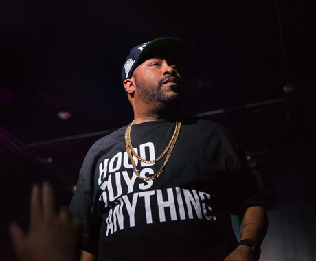 Bun B Reportedly Shoots Armed Home Intruder
