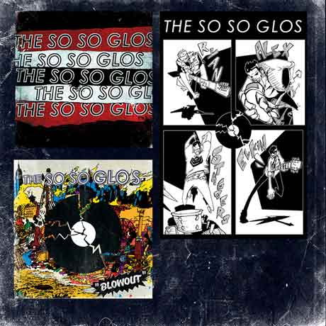 The So So Glos Reissuing Back Catalogue Digitally