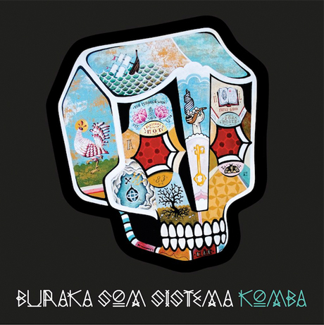 Buraka Som Sistema Return with 'Komba'