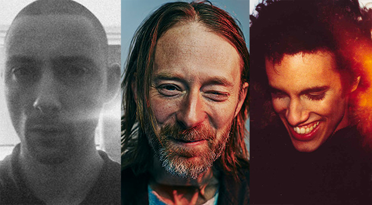 Thom Yorke, Burial and Four Tet Have Apparently Teamed Up
