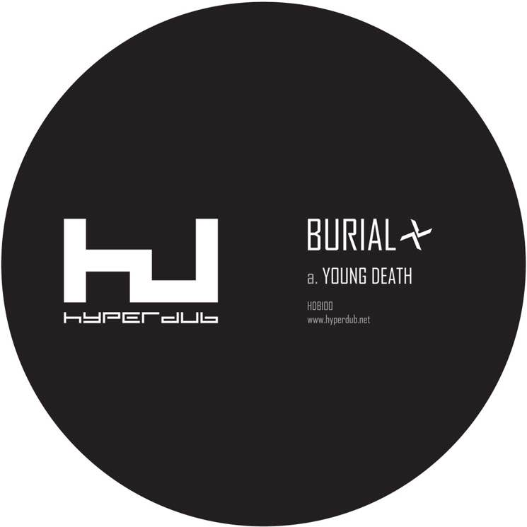 Burial Young Death / Nightmarket