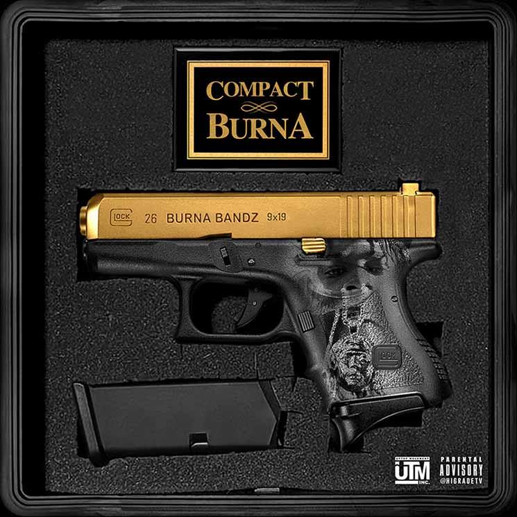 Burna Bandz Compact Burna