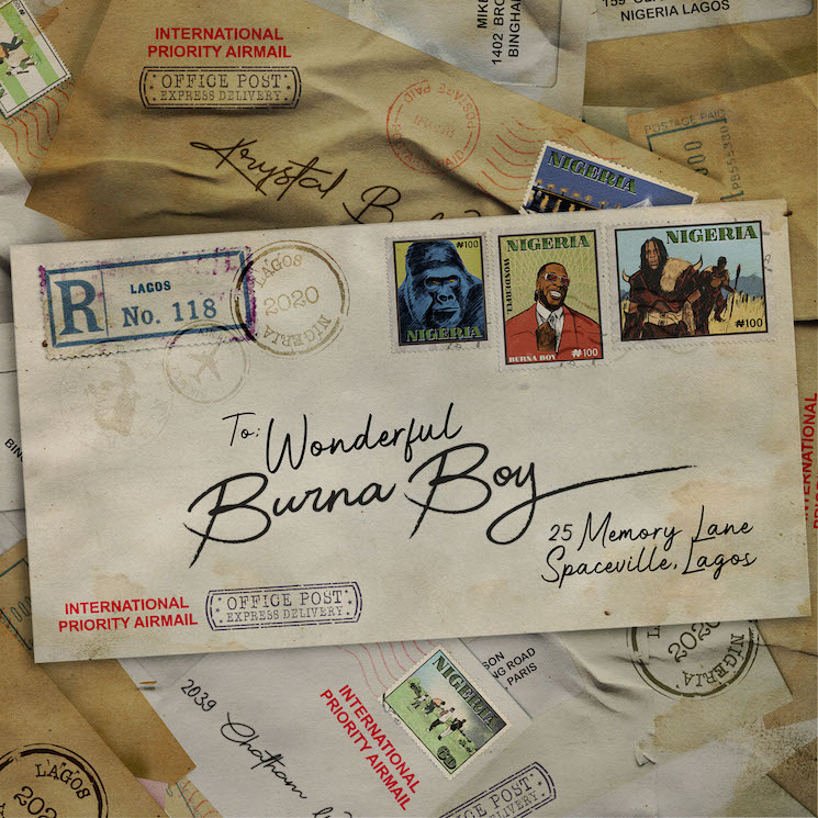 Burna Boy Drops New Single 'Wonderful'