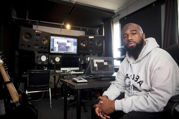 In the Studio with Drake/Eminem Collaborator Matthew Burnett