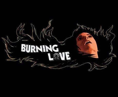 Burning Love Black Widow