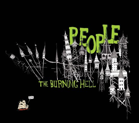 The Burning Hell 'People' (album stream)