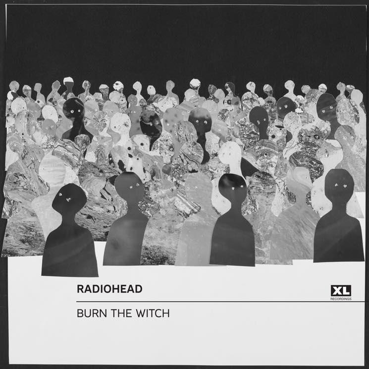 "Radiohead ""Burn the Witch"" (video)"