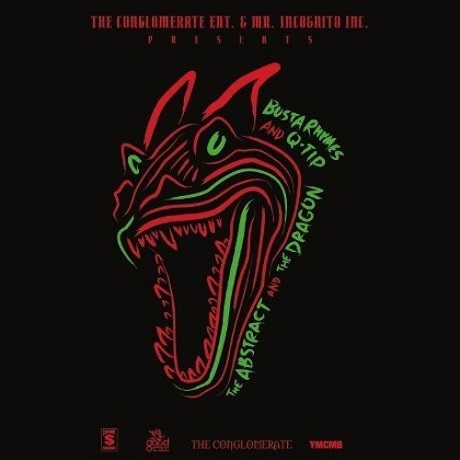 Busta Rhymes and Q-Tip 'The Abstract and The Dragon' (mixtape)
