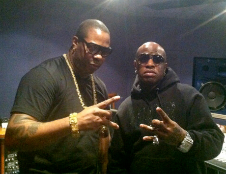 Busta Rhymes Signs to Cash Money