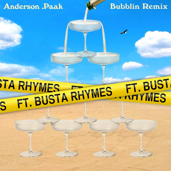 Anderson .Paak Enlists Busta Rhymes for 'Bubblin' Remix