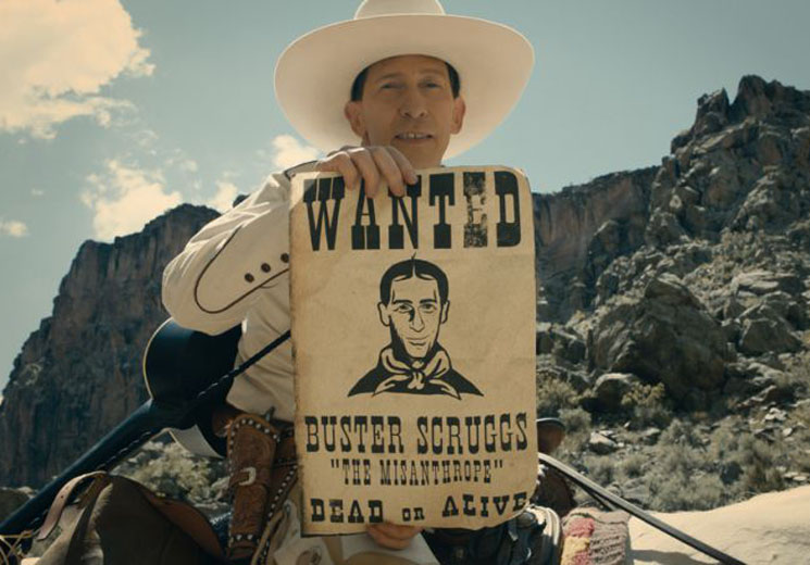 'The Ballad of Buster Scruggs' Too Easily Embraces Old Western Tropes Directed by Joel Coen & Ethan Coen