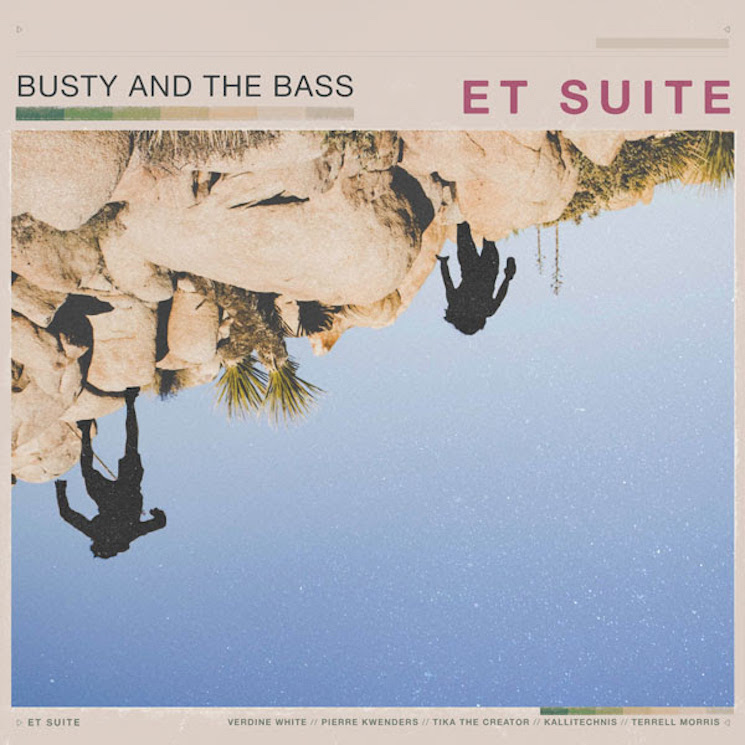 Busty and the Bass Get Earth, Wind & Fire's Verdine White, Pierre Kwenders for 'ET Suite'