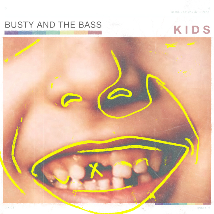 Busty and the Bass Are for the Children on New Song 'Kids'