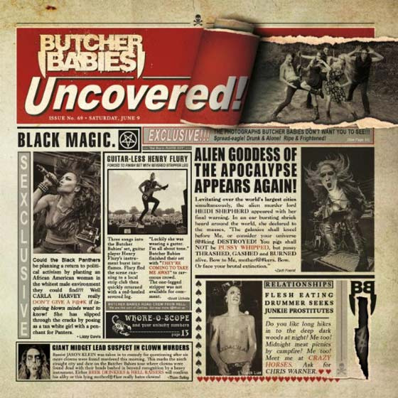 Butcher Babies Uncovered