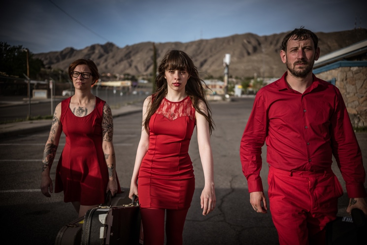 Le Butcherettes Get Iggy Pop, John Frusciante for 'A Raw Youth'