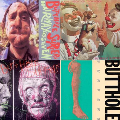 Butthole Surfers Launch Vinyl Reissue Campaign