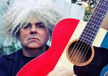 Melvins' Buzz Osborne Announces Acoustic Solo LP 'This Machine Kills Artists'