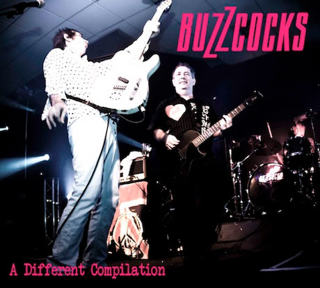 The Buzzcocks Rerecord Classic Songs for 'A Different Compilation'