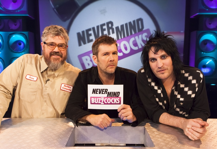 'Never Mind the Buzzcocks' Cancelled by BBC
